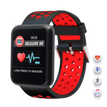 Smart Watch Android IP68 Waterproof Fitness Tracker Bluetooth Heart Rate Blood Pressure Smartwatch Women Men For Android IOS 696 l6 smart watch ip68 waterproof fitness tracker heart rate monitor blood pressure bluetooth smartwatch for android ios xaiomi