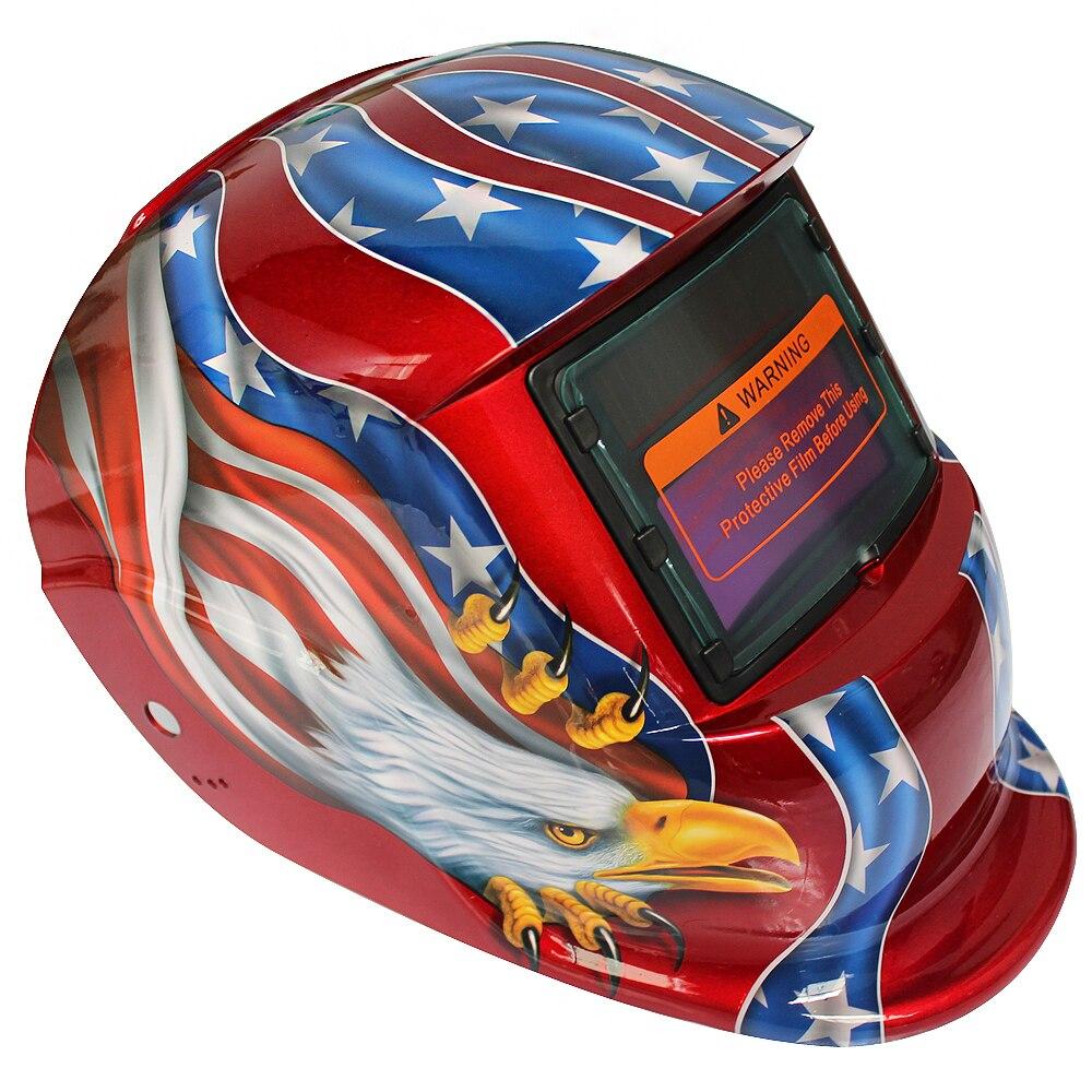 MNT Solar Auto Darkening Welding Helmet Arc Tig Mig Mask Grinding /%Welder$