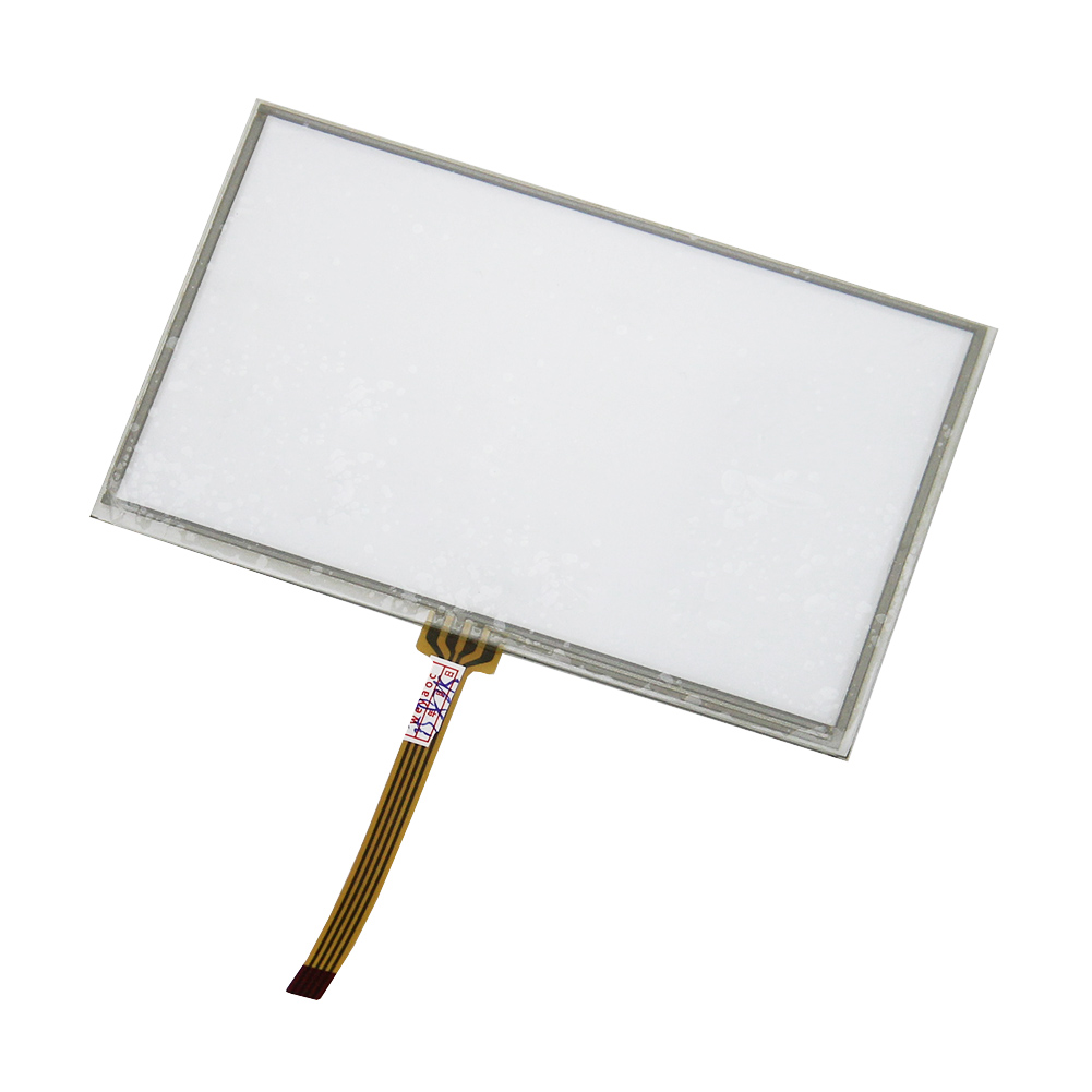 4.3 inch Touch Screen Panel Glass for Weintek HMI MT505T MT6050I MT6050i Free Shipping + Tracking No