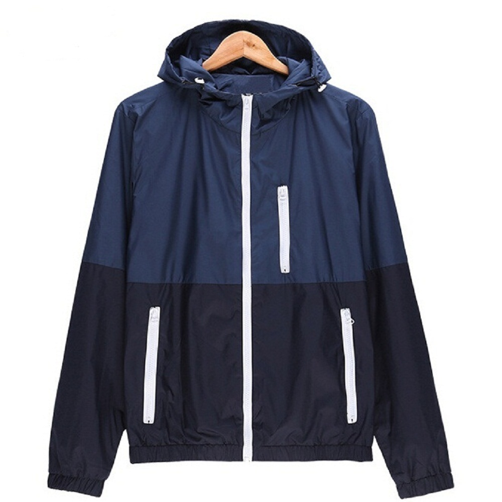 Online Buy Wholesale thin windbreaker jacket from China thin ...