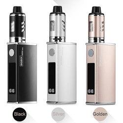 80 w seguro cigarro eletrônico vape mod caixa shisha caneta e cig fumaça led grande fumaça vaporizador hookah vaper cigarros mecânicos