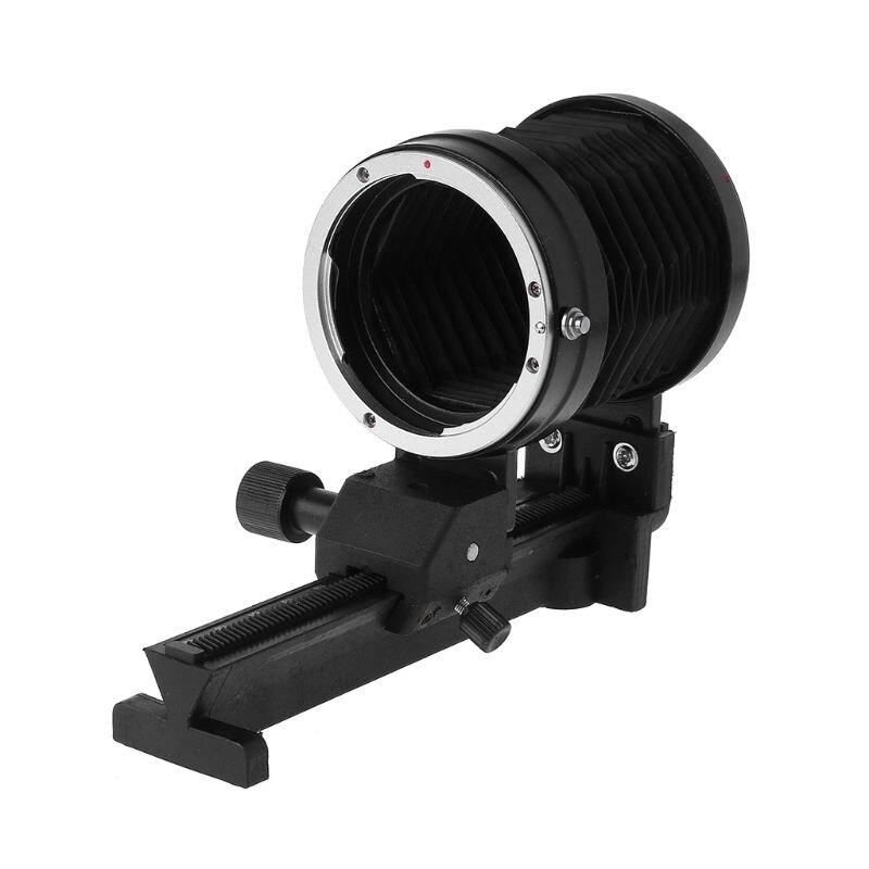 Macro Entension Bellows Tube For CANON EOS EF Mount Camera 5D III 70D 700D 1100D