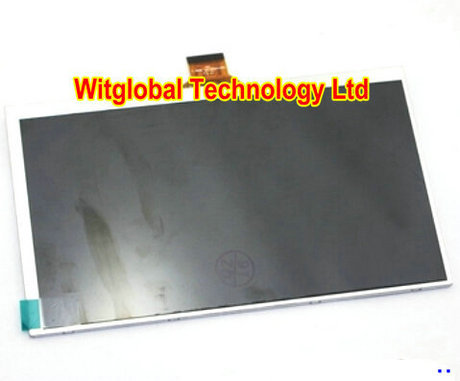 New LCD Display 7 inch Oysters T72X 3G Tablet 30Pins 163*97mm LCD Screen Matrix Replacement Panel Free Shipping