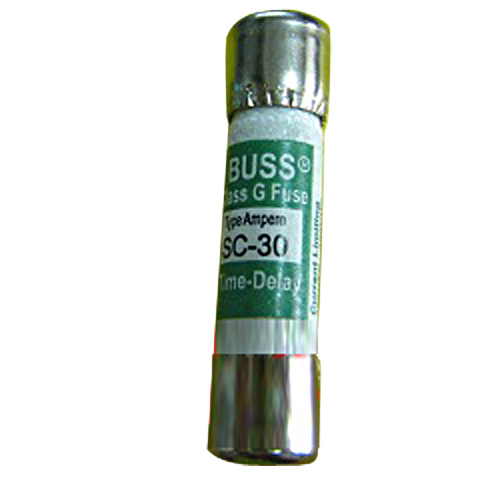 Lot 10pcs lfuse SLC 30 Amp Fuses Bussmann Buss SC30 Class G 600V hot tub part for balboa geckno-in Fuses from Home Improvement    2