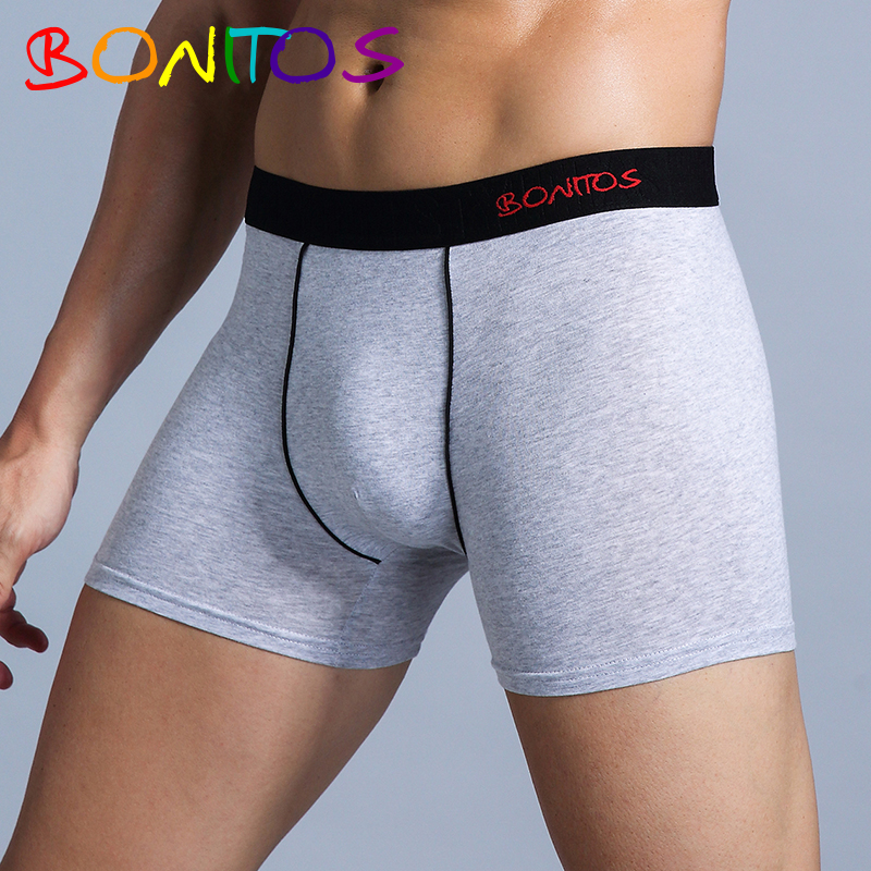 Boxer Shorts Men Underwear Male Mens Underwear Boxers Homme Boxer Men Cotton Boxershorts Cueca Calvin Underpants Man Kilot Gift