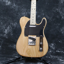 Free shipping High quality Starshine SR-LTL-056 ASH body TL custom electric guitar good nature finish