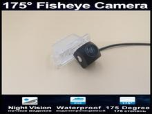 Reverse Camera 175 Degree 1080P Parking Car Rear view Camera for Ford Focus 2007 2008 2009 2010 2011 2012 Fiesta 2007 -2011