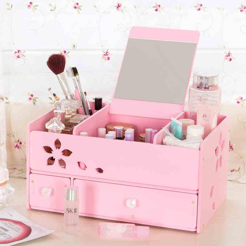 Maquillage tiroirs de rangement achetez des lots petit - Rangement maquillage tiroir ...