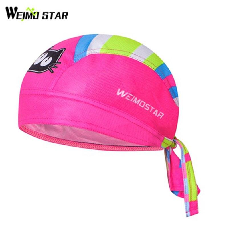 Weimostar Cycling Ciclismo Bicicleta Cycling Cap Bike Hat bike Pirate Headband Cycling Cap Bicycle Helmet Wear Cycling Hat