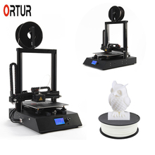 цены на 2019 Newst Ortur 4 Pro 3D Printer Kit With Resume Printing 260*310*305MM Magnetic Build Plate Prusa I3 Desktop 3d printer kit  в интернет-магазинах