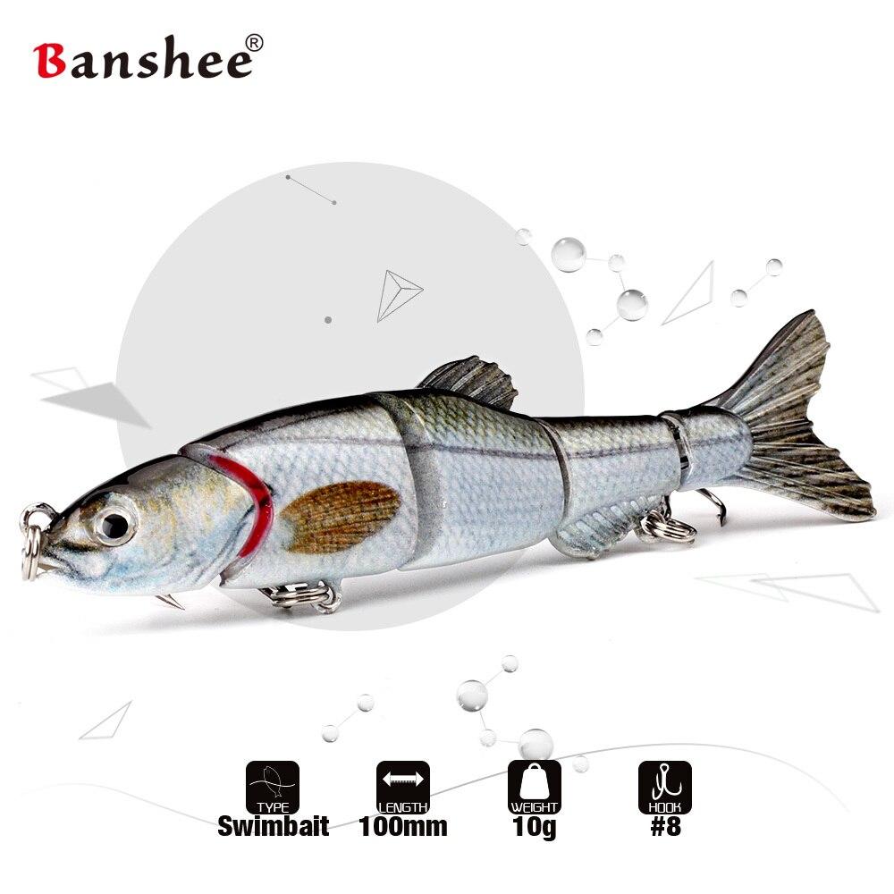 banshee-100mm-10g-iscas-de-pesca-swimbait-articulado-vmjm05-45-secoes-isca-artificial-duro-bass-pike-walleye-pesca-wobbler
