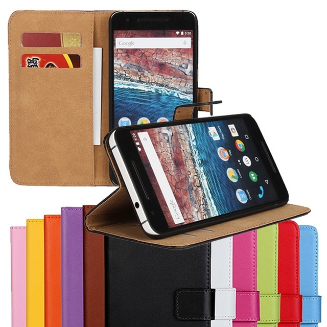 finest selection 28492 a4663 US $4.59 18% OFF For Nexus 4 5X 6P 5 Case Cover Leather Wallet For LG  Google Nexus4 Nexus5 Cases Mobile Phone Accessory Cases Capa Etui Coque-in  ...