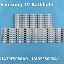 """Striscia di Retroilluminazione A LED Per Samsung 39 """"TV UA39F5008AR UA39F5088AR CY HF390BGAV2H 2013SVS39F D2GE 390SCA R3 D2GE 390SCB R3 UE39F5000"""