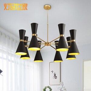Image 2 - Moderna Lampada a sospensione interna In Alluminio Luci del Bagno di Luce Lampada A Sospensione A Led Sala da pranzo Lampada Da Comodino luce del pendente