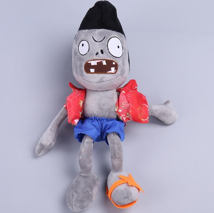 27 стилей Растения против Зомби Плюшевые игрушки 30 см Растения против Зомби мягкие плюшевые игрушки куклы детские игрушки для детей Подарки вечерние игрушки - Цвет: 018