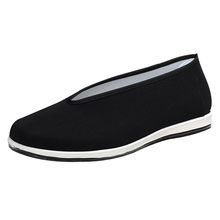 KANCOOLD Men Vulcanize Shoes Slip-On Cotton Breathable Platform Men Shoes Comfortable Light Big Size Men Shoes Dropship 7133(China)