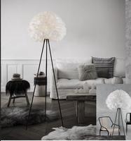 fashion design living room bedroom new Unique wedding room warm A1 bedside floor lamp m