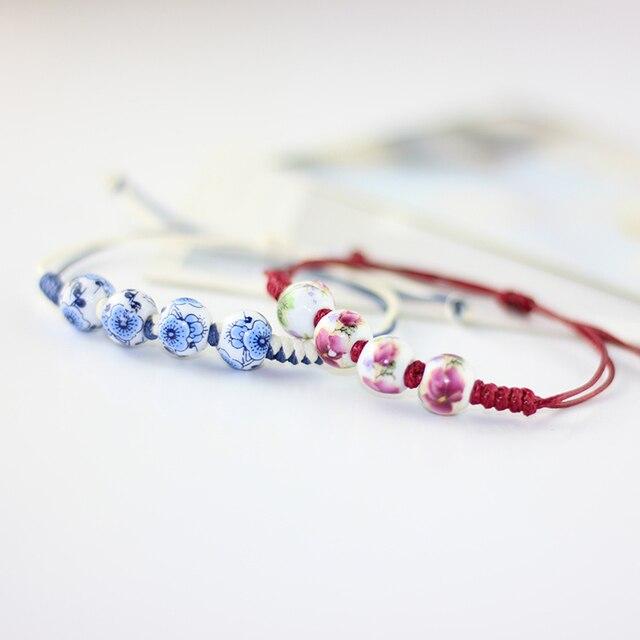 bracelete and bangles Boho DIY Ceramic bracelets wholesale drop shipping Jewlery