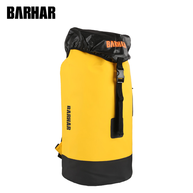 Caving Waterproof Dry Bags for Canyoning Swimming Kayaking Rock Climbing Bag Rescue Expedition PVC Resistance Backpack BARHAR45L caving waterproof dry bags for canyoning swimming kayak rock climbing bag rescue expedition pvc resistance backpack barhar canoe