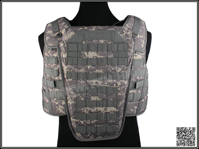 Dragon Scales Tactical Vest Style Combat Vest Acu Vest Top Acu Airsoft Vestvest Clips Aliexpress The rest of the garment uses simplistic basic stitches to allow the crocodile stitch to be the center of attention. dragon scales tactical vest style