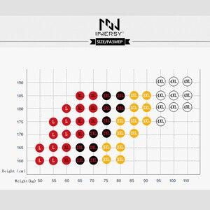 Image 5 - Innersy ボクサー 7 ピース/ロットブランドセクシーなボクサーメンズ下着コットンボクサーショートクリニークカラフルな通気性ベルトショーツボクサー純粋な色