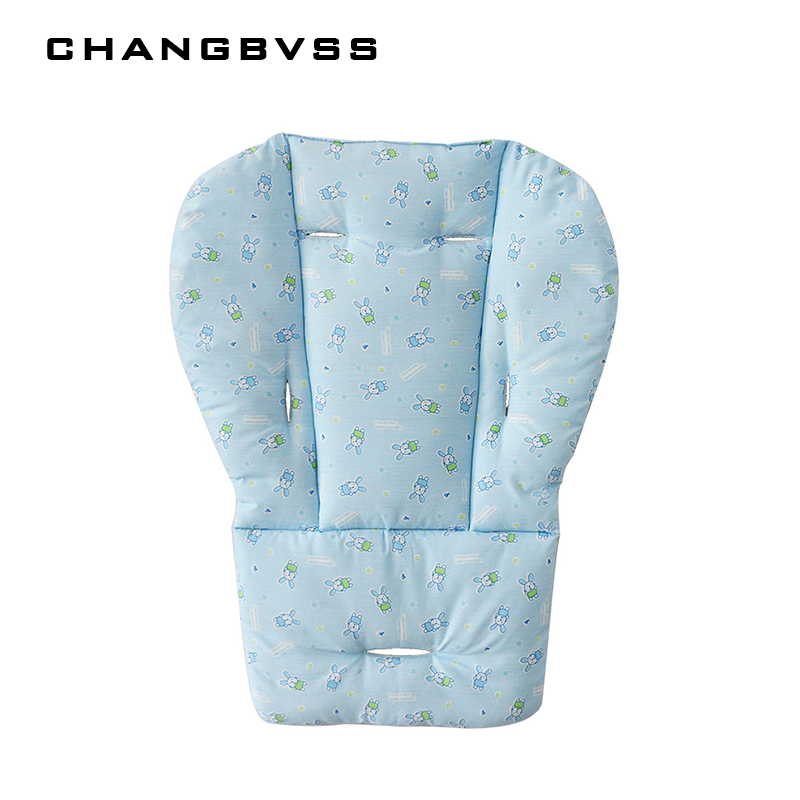 Cotton Seat Cushion For Umbrella Stroller Pram Pad Baby Stroller Cushion Feeding Chair Cushion Stroller accessories Chair Mat
