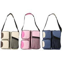 3 в 1 сумка для подгузников Водонепроницаемая детская кровать для путешествий пеленальные подгузники складная сумка на плечо для мам Детская сумка для подгузников Колыбель