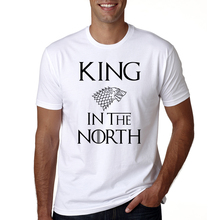 King and Queen in the North Couple T-Shirt