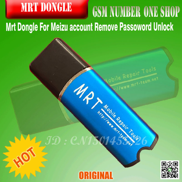 Mrt  Dongle For meizu flyme mx4 pro mx5 m2 note meta m1 note m2 unlock bypass password account IC programmer meizu unlocked