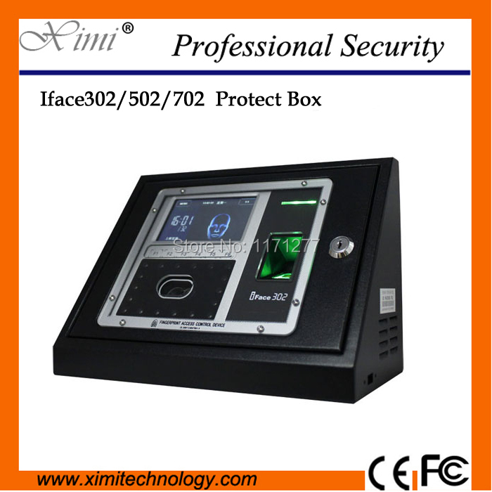 Iface302 face time attendance and access control protect box iface old models  protect box metal case cover