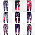 New Fashion Joggers Pants 3D Graphic Printed MJ Super BALL Stars Sweatpants for mens/womens Hip Hop style Trousers