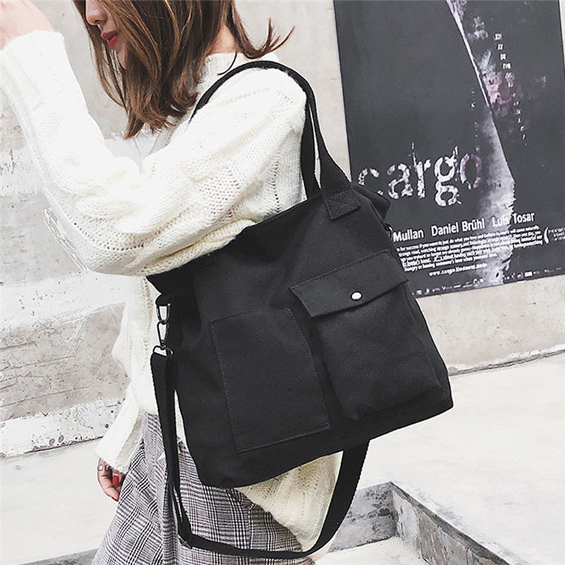 Unisex Fashion Solid Shoulder Bag Crossbody Bag for Women 2019 Messenger Bags women's bag bolsa feminina sac a main 30AP0312