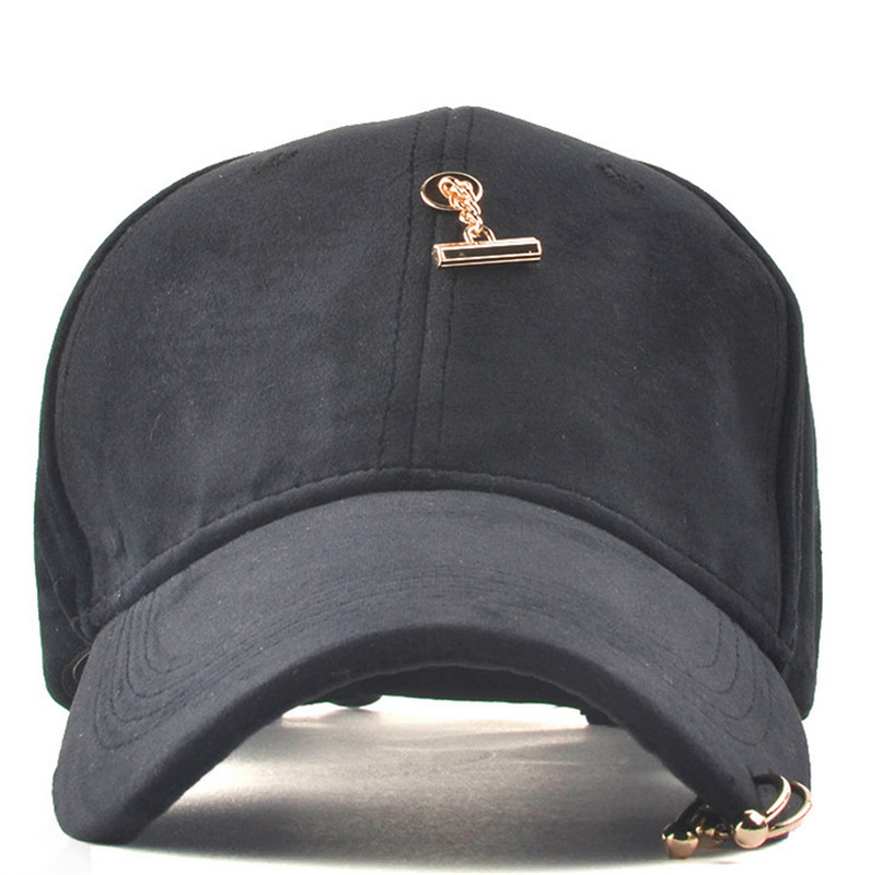ec7073abdb6 COKK Men Women Suede Snapback Caps Spring Casquette Baseball Cap Sun Hat  Men Gorras Winter Hats For Women Chapeau bone casquette-in Baseball Caps  from ...