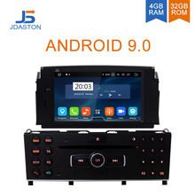 Jdaston Android 9.0 Mobil Dvd Player untuk Mercedes Benz C200 C180 W204 2007-2010 Multimedia GPS Stereo 1Din Radio 4G + 32G Octa Core(China)