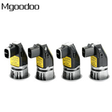 4Pcs For Chevrolet Captiva Ultrasonic Sensor Front Rear PDC Parking Distance Control 96673467 96673464 96673474 96673471