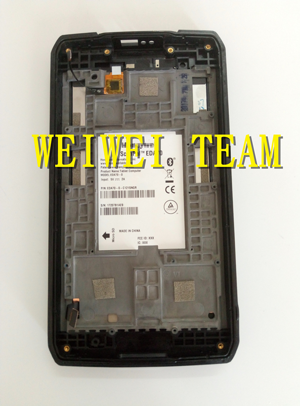 LCD Panel for Honey well EDA70 Screen Tablet Computer support Android systemLCD Panel for Honey well EDA70 Screen Tablet Computer support Android system