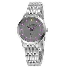 EPOCH 6023L étanche 50 m tritium gaz lumineux vogue femme d'affaires femmes quartz montre-bracelet