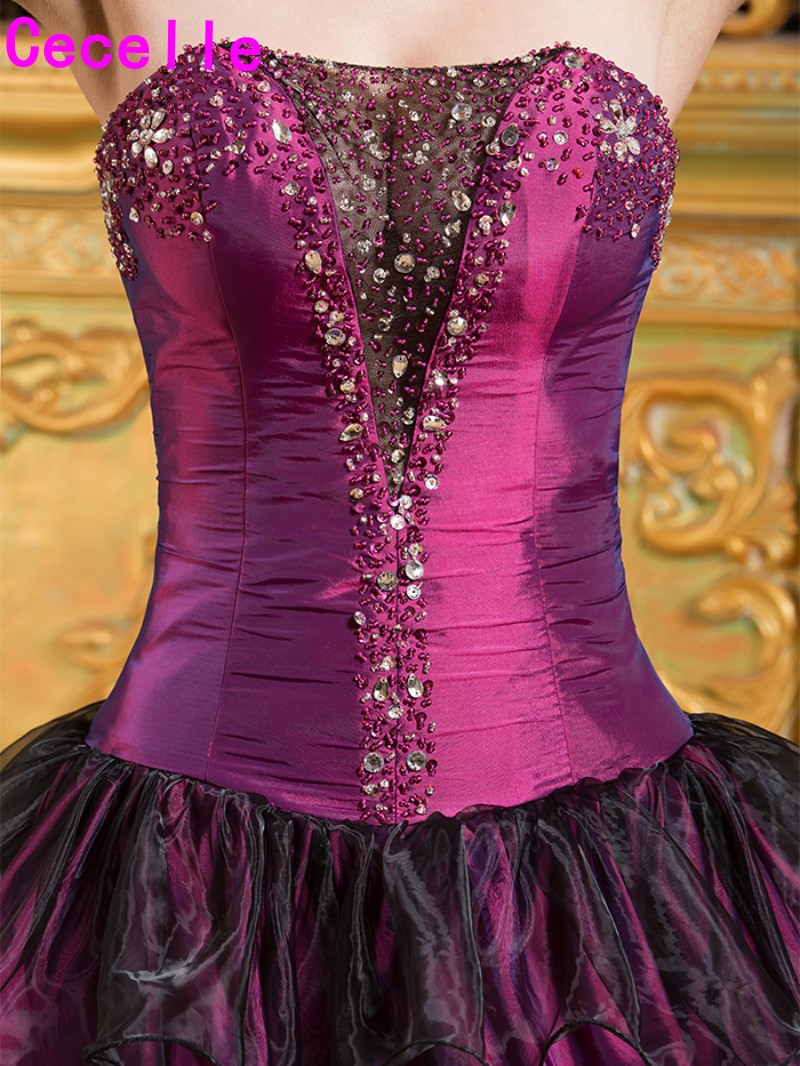 Atractivo Vendimia Vestidos De Fiesta Negro Ideas Ornamento ...