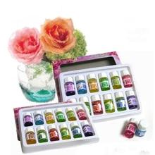 Essential Oils for Aromatherapy Lavender Humidifier Oil with 12 essential oil Rose oil Aromatherapy green tea цены онлайн