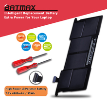 Аккумулятор A1375 для MacBook Air, 7,3 в, 35 Вт/ч, 11 дюймов, A1375, A1370 (только поздняя версия 2010 года), MC505LL/A MC506LL/A MC507LL/A 661 5736