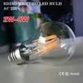 LightInBox Antique Retro Edison 2700K  Ball Bulb lampada led E27 no Dimmable Led Light 2W 4W 6W 8W 110V / 220V Filament lamp