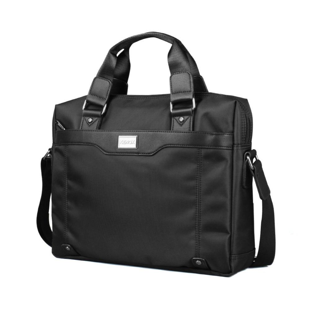 Ruil 2017 Moda kişi çantası İş portfeli yumşaq sapı çarpaz çiyin səyahət laptop çantası