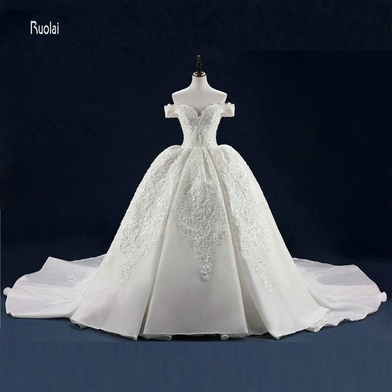कैप आस्तीन ट्यूबल बॉल - शादी के कपड़े