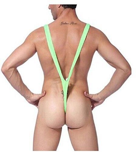 Summer Style sex products Men Borat Mankini Costume Swimsuit Thong Green Swimwearborat dress c string swimwear summer style sex products men borat mankini costume swimsuit thong,C Thong Swimwear