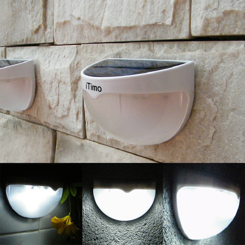 Outdoor Lighting Wall Lamps Buiten <font><b>Verlichting</b></font> Eclairage Exterieur Solar Light Led Lamp Porch Lights For Garden Decoration