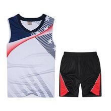Мужской набор для волейбола, термопечать, полиэстер, дышащая быстросохнущая ткань, мужской женский спортивный Волейбольный мяч для тренировок, спортивная одежда