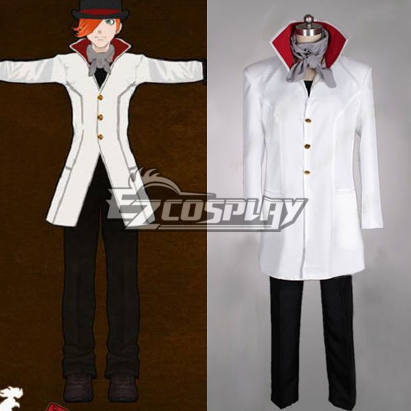 US $79 57 8% OFF|RWBY Roman Torchwick Cosplay Costume E001-in Anime  Costumes from Novelty & Special Use on Aliexpress com | Alibaba Group