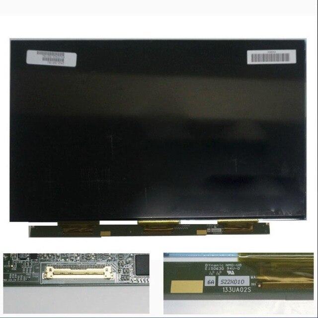 Substituição um Laptop sus UX31 UX31E HW13HDP101 CLAA133UA02S tela só vidro painel de led LCD