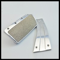 A T Aluminum Non Slip Racing Car Pedal For Honda Civic High Quality