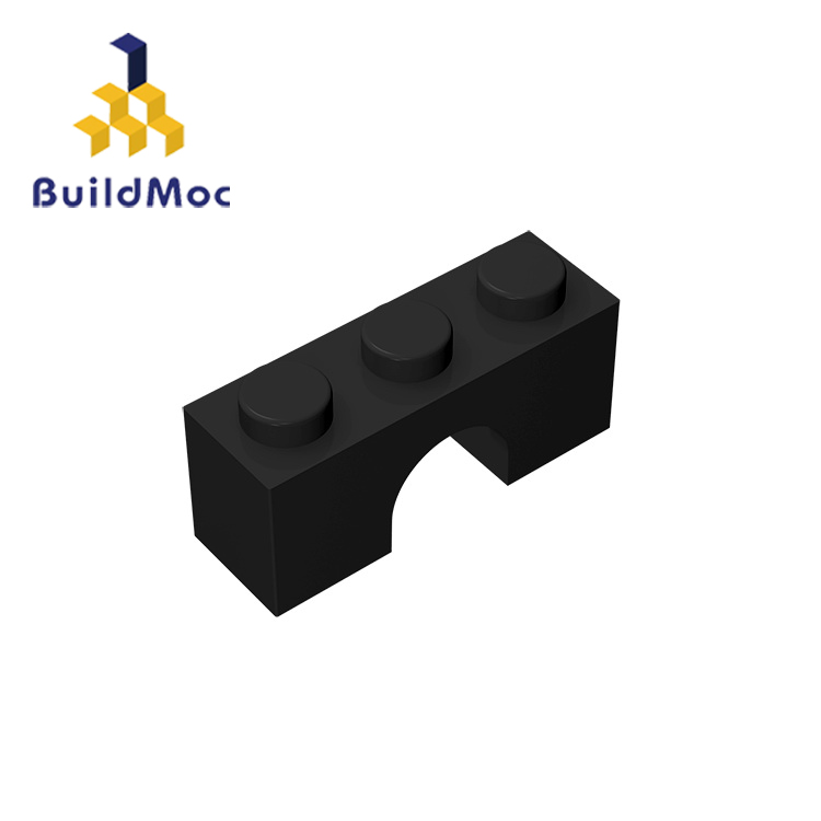 BuildMOC Compatible Assembles Particles 4490 1x3 For Building Blocks Parts DIY Enlighten Block Bricks Educational Gift Toys